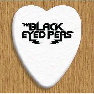 Black Eyed Peas 5 X Bass Guitar Picks Both Sides Printed