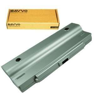 Bavvo New Laptop Replacement Battery for SONY VAIO VGN