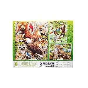 Jigsaw Puzzles (100 Piece, 300 Piece and 500 Piece)   Tree of Life