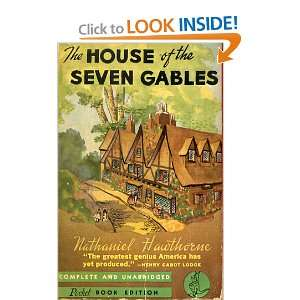 The House of the Seven Gables; Nathaniel Hawthorne
