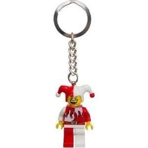 LEGO Kingdoms Court Jester Key Chain 852911 : Toys & Games :