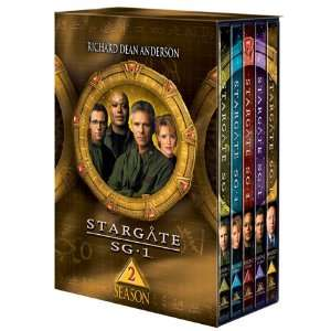 Stargate SG 1 Season 2 Boxed Set: Richard Dean Anderson