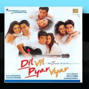 Dil Vil Pyar Vyar Music