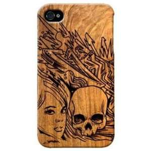 Second Skin iPhone 4S Print Cover (Jahan Loh/Till Death do us apart