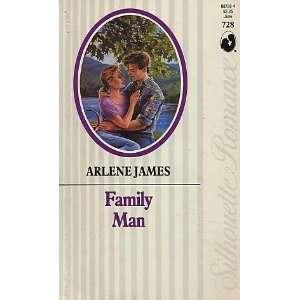 Family Man (Silhouette Romance) (9780373087280) Arlene