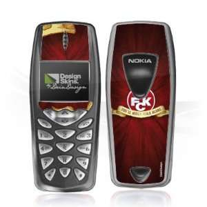 Design Skins for Nokia 3510i   1. FCK   You will never