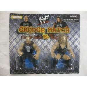 WWF Grudge Match Stone Cold vs The Big Show By Jakks Pacific 1999