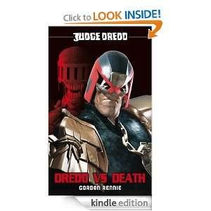 Judge Dredd #1 Dredd vs. Death! Gordon Rennie  Kindle