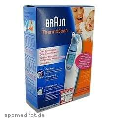 Braun Thermoscan IRT 4520 1 Stück kaufen   Online Apotheke und