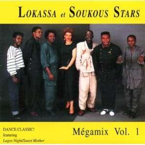 Megamix 1: Lokassa & Soukous Stars: Music