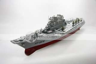 Rechargeable Wireless Remote Control Aircraft Carrier Toy Model