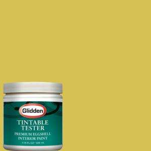 Glidden Premium 8 Oz. Extra Virgin Olive Oil Interior Paint Tester