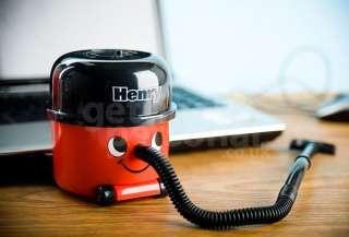 Desktop Henry Vacuum Cleaner :: Fun Gifts from GettingPersonal.co.uk