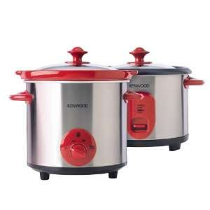 Kenwood MP131 Indian Pack Slow Cooker & Mini Rice Cooker: .co.uk