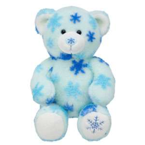 15 in. Winter Hugs Bear   Build A Bear Workshop US