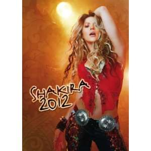 Shakira 2012 (9781617011535): Not Available (NA): Books