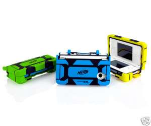 DSi / DS Lite Nerf Dual Armor Case (GREEN)  (Pictured Left) N7766