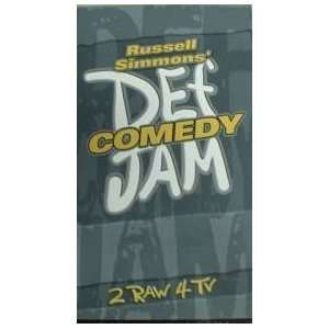 Russell Simmons Def Comedy Jam: 2 Raw 4 TV: Suzanne Suter