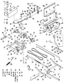 craftsman snow thrower attachment manual