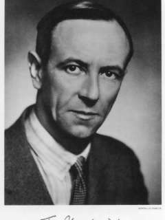 Sir James Chadwick Physicist Photographic Print at Art