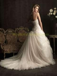 Madame Bridal: Allure 8901 Wedding Dress