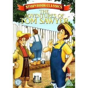 Storybook Classics   the Adventures of Tom Sawyer DVD