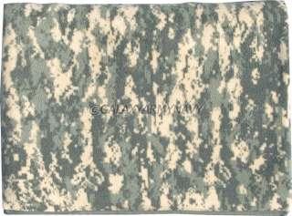 ACU Digital Army Camo Military Warm Polar Fleece Blanket