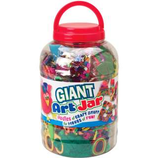 ALEX Toys   Giant Art Jar Kit