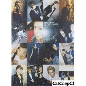 Super Junior 4   Bonamana B Poster
