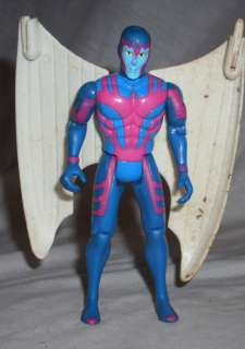 Marvel X Men Archangel 1991 Toy Biz Figure K