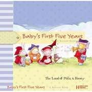 Baby Record Book My First Five Years Keepsake Box A Baby Record Book