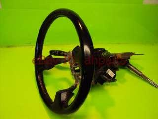 03 04 05 Honda Civic SI Steering Wheel Red Stitching OEM 78501 S6M