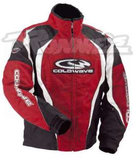 NEW SNOWMOBILE JACKET COLDWAVE SNO ICE MENS LARGE