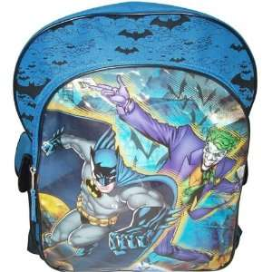 Batman and Joker Backpack Toys & Games