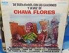 Chava Flores   De Buen Humor Con Las Canciones Lp NM 20110612