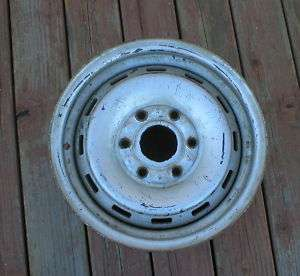 CHEVY GMC TRUCK STEEL WHEEL 16X6.5,,, 6 ON 5.5