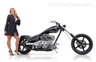 CHOPPER CUSTOM MOTORCYCLE 250 80 FRAME FIT HARLEY MOTOR
