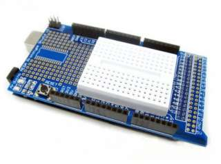 Arduino MEGA Prototype Shield ProtoShield +Bread Board