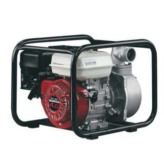 Wayne Water Systems 4 HP Honda Gasoline Powered Transfer Utility Pump