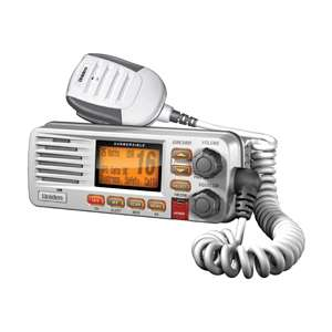 Uniden UM380 Marine VHF Radio Class D Black/White NEW