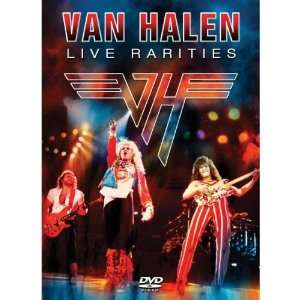 Van Halen Live Rarities Michael Anthony, Sammy Hagar, Alex Van Halen