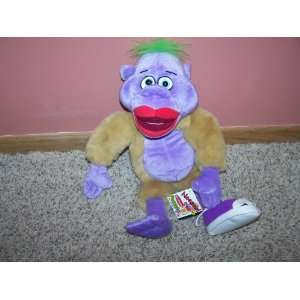 Jeff Dunham Peanut with PURPLE SHOE. SUPER RARE!!!