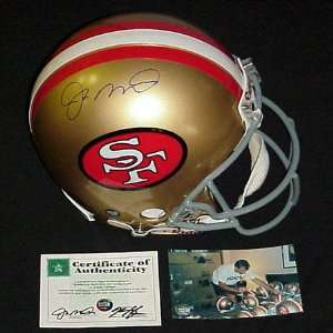 Joe Montana San Francisco 49ers Pro Line Autographed