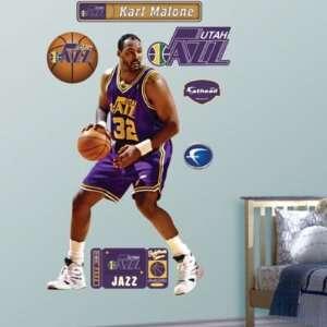Karl Malone Utah Jazz Fathead NIB