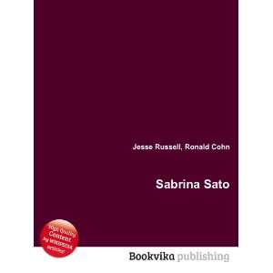 Sabrina Sato: Ronald Cohn Jesse Russell: Books