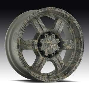 17 inch V tec 326 camo wheels rim Dodge Ram Ford bronco