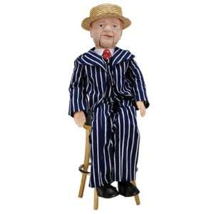 W.C. Fields Ventriloquist Doll Upgraded: Everything Else