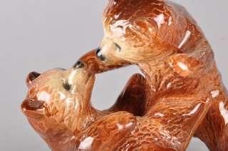 GOEBEL West Germany Playful Bear Cubs Figurine 36513 08