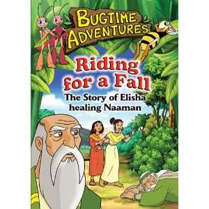 Bugtime Adventures Riding For A Fall Willie Aames,   Movies & TV