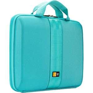 Case Logic 11.6 Hard Shell Laptop Sleeve, Teal